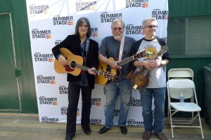 Larry Campbell, jorma Kaukonen and Barry Mitterhoff