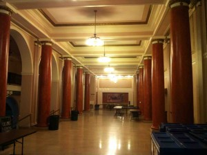 Masonic Foyer