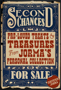 Pre=Loved Treasures from the Collection of Jorma Kaukonen