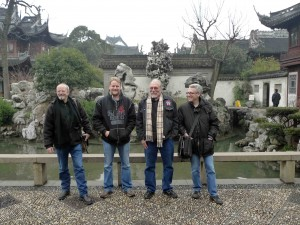 The Old Dogs In Shanghai