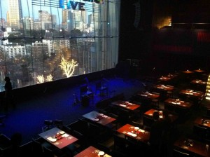 The Stage At Billboard Live In Tokyo