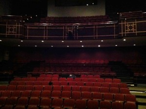The Diana Wortham Theater