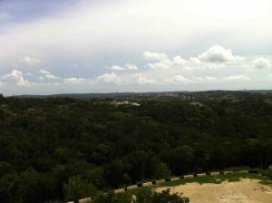 The beautiful hill country of Austin