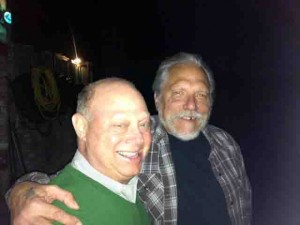 John Sher And Me