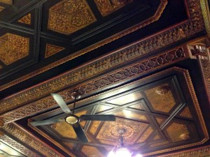 What a ceiling!