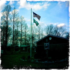 The Spring wind at the FPR