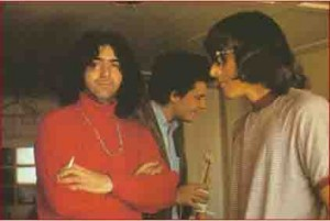 Jerry Garcia, Mike Bloomfield and Me ca 1966-7