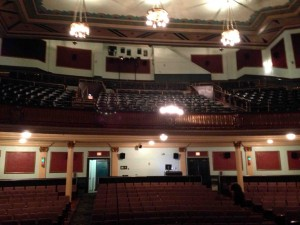 Somerville Theater interior