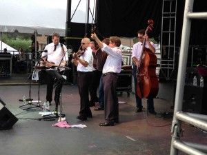The Flatt And Scruggs show with Jerry Douglas and his pals
