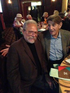 Jorma and Peter Coyote chew the fat