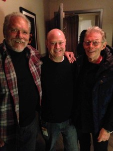Power trio... Jorma, John Scher and Jack Casady