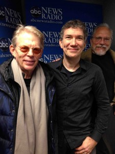 Jack Casady, Matt Friedlander and myself