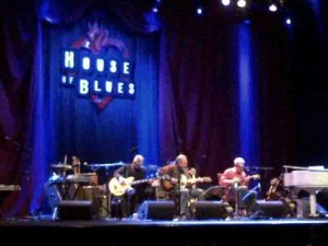 The Boys at the House Of Blues