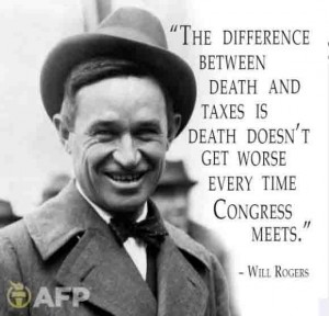 What's not to like about Will Rogers?