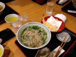 Soba... my personal favorite!