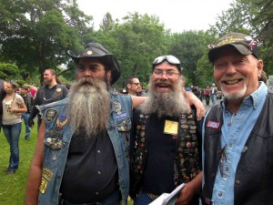Mutt, Hillbilly and Harley