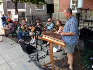 The Athens Celtic Sessions Band