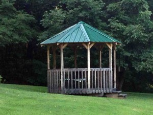 The Amish gazebo
