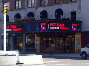 Four words we lov to see... Hot Tuna... and Sold Out