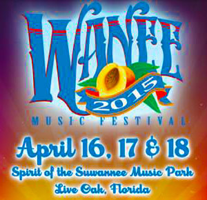 Electric Hot Tuna at Wanee Music Festival
