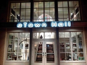 eTown Hall