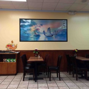 Open Chinese food in the Blizzard of '15