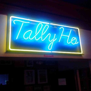A great night at the Tally Ho