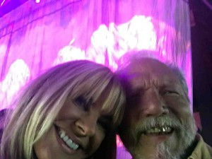 I take a selfie with Grace Potter!