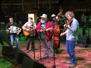 Matt Rollings, Buddy Miller, David Grisman, Don Was and Sam Bush