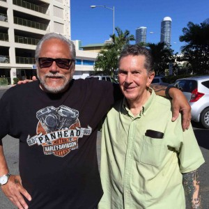 Jorma Kaukonen and Don Ed Hardy