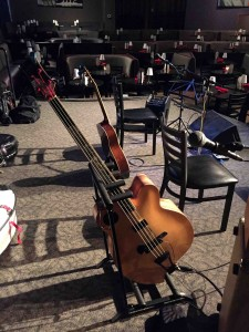 The Diana Bass and the Jorma M-30 Martin