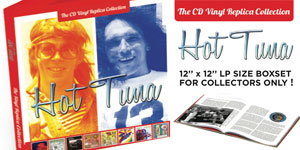 Hot Tuna Collectible Boxset