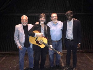 Jorma, Larry, David and Keb Mo