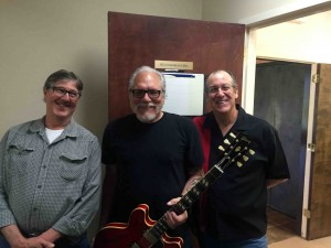 Mike Volz, Jorma, The Guitar and Ron Moe