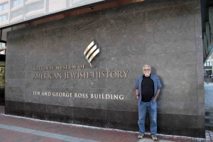 The National Museum Of American Jewish History... awesome!