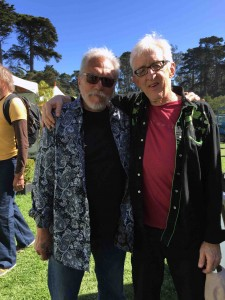 My very old pal, Bill Kirchen