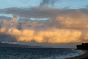 Morning over Molokai