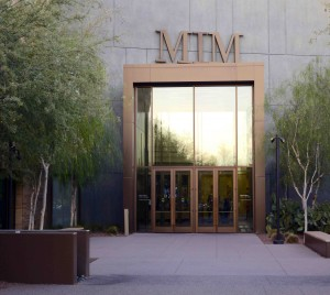 The Musical Instrument Museum In Phoenix