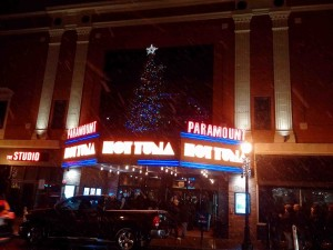 The new Paramount in Huntington
