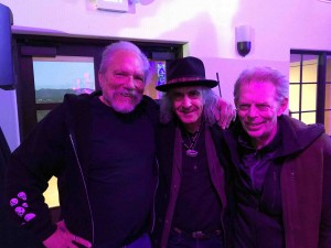 Jorma, Pete Sears and Jack Casady