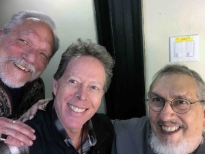 Jorma, Nick and David