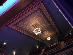 Another great vintage ceiling