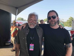 Chewing the fat with Devon Allman
