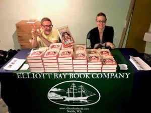 The good folks from the Elliot Bay Book Company
