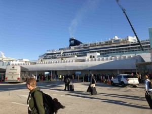 A fond farewell to the Norwegian Jade
