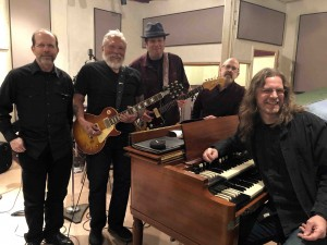 Harlan, Jorma, Dave, Marty and John