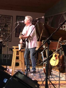 Cracks In The Finish » From Richie Furay To New Haven