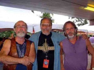 Robert, Jorma and Bob