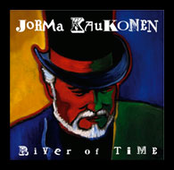 Buy 'The River of Time', Jorma's Latest Record