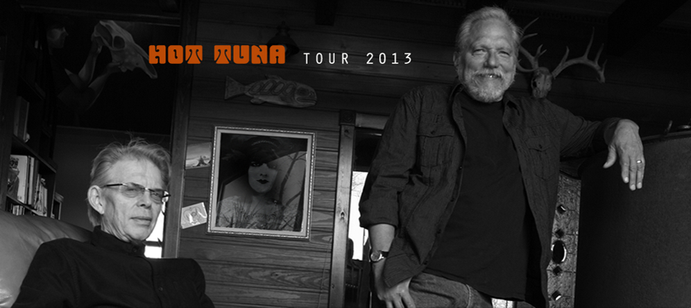 Hot Tuna Tour 2013
